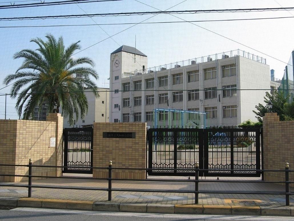 大阪市立淀中学校
