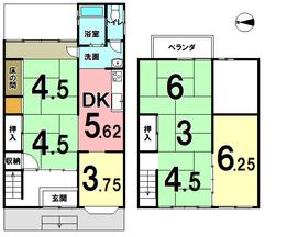京都市 一戸建て